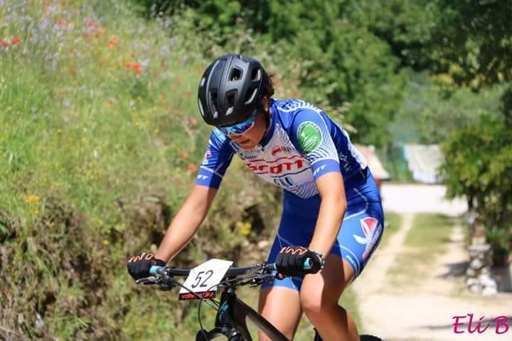 Camilla De Pieri in azione